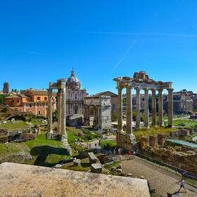 Visit the Roman Forum - Bucket List Ideas