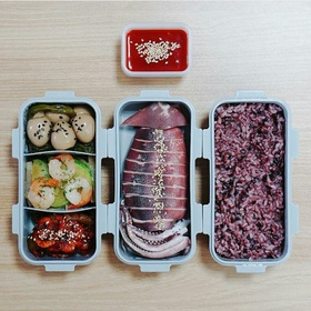 Fill a Bento Box - Bucket List Ideas