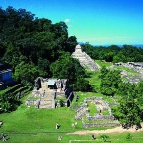 See the Jungle Pyramids, Palenque, Mexico - Bucket List Ideas