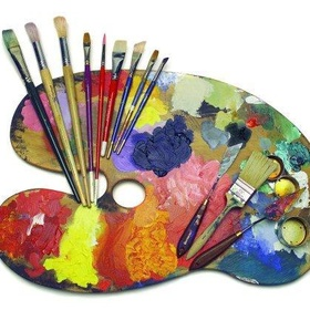 Start Painting Again - Bucket List Ideas