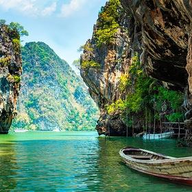 Visit James Bond Island, Thailand - Bucket List Ideas