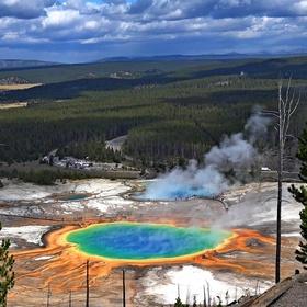 Hike in Yellowstone - Bucket List Ideas