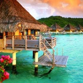 Go To Bora Bora! - Bucket List Ideas