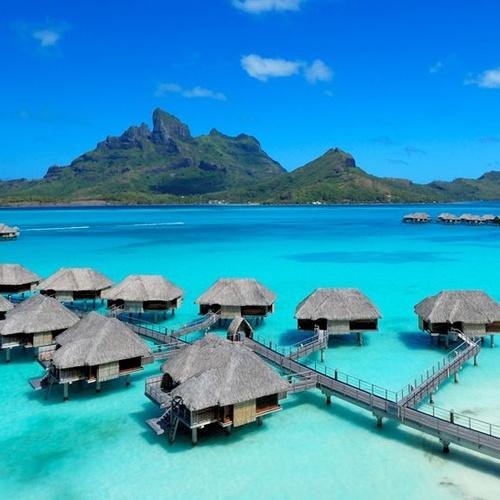 See Bora Bora - Bucket List Ideas