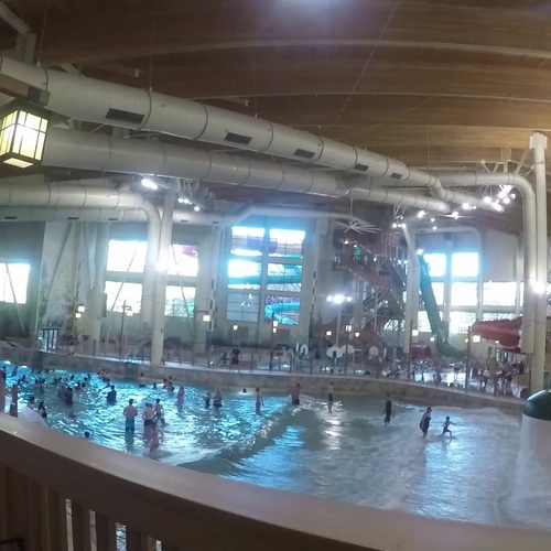 Stay at Great Wolf Lodge - Bucket List Ideas
