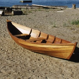 Build a Wooden Boat and Name It - Bucket List Ideas