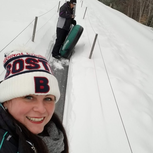 Go SnowTubing - Bucket List Ideas