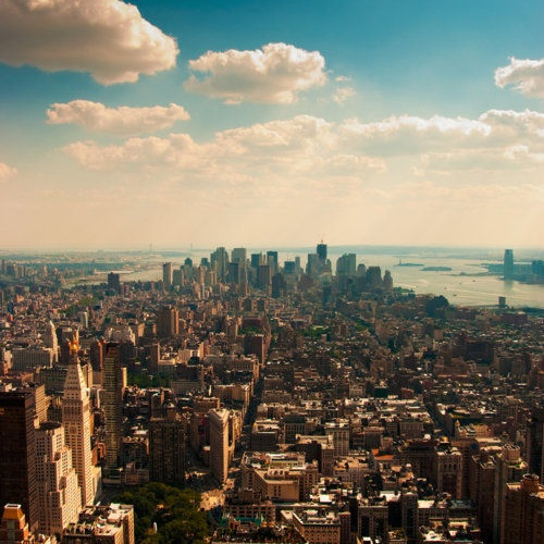 Visit New York City - Bucket List Ideas