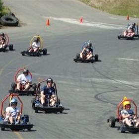 Go Go-Cart Racing - Bucket List Ideas