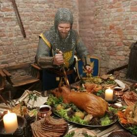 Go to a medieval dinner event - Bucket List Ideas