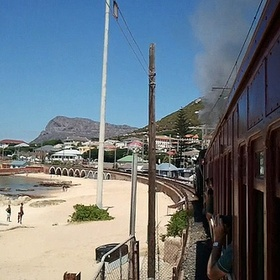 Take the train to Kalk Bay and soak up the vibes at the Brass Bell - Bucket List Ideas