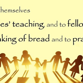 Find fellowship with other Christians - Bucket List Ideas