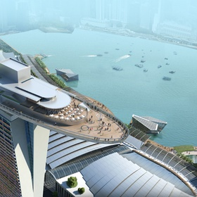Stay 1 night in the Marine Bay Sands Hotel, Singapore - Bucket List Ideas