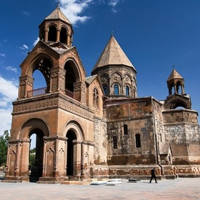 Visit Cathedral and Churches of Echmiatsin and the Archaeological Site of Zvartnots - Bucket List Ideas