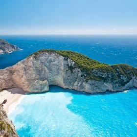 Greece - Navagio Bay - Bucket List Ideas