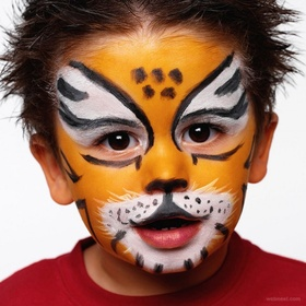 Have your face painted - Bucket List Ideas