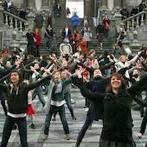 Participate in a Flash Mob - Bucket List Ideas