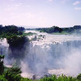 Visit Blue Nile Falls, Ethiopia - Bucket List Ideas