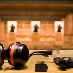 Go to a shooting range - Bucket List Ideas