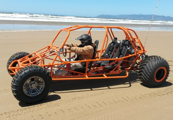 Ride in a Dune Buggy - Bucket List Ideas