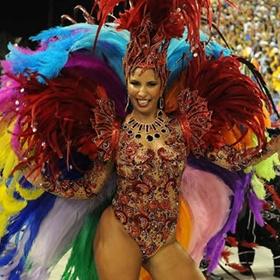 Dance samba at rio carneval - Bucket List Ideas