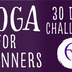 Do a 30-day yoga challenge - Bucket List Ideas