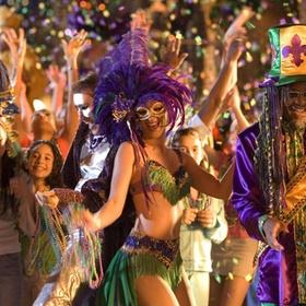 Go to Mardi Gras - Bucket List Ideas