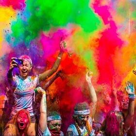 Do a colour run - Bucket List Ideas