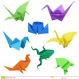 Be able to do some origami - Bucket List Ideas