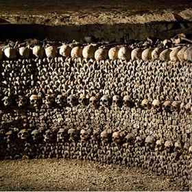 Visit the Catacombes in Paris - Bucket List Ideas