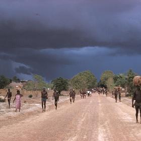 See a Monsoon in Africa - Bucket List Ideas