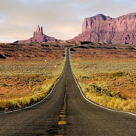 Go on a Roadtrip across North America - Bucket List Ideas