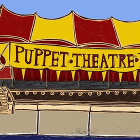 See a show on the Puppet Theatre Barge - Bucket List Ideas
