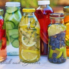 Drink homemade healthy Detox drinks - Bucket List Ideas
