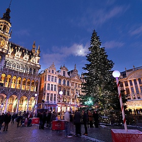 Visit Christmas Markets in Belgium - Bucket List Ideas