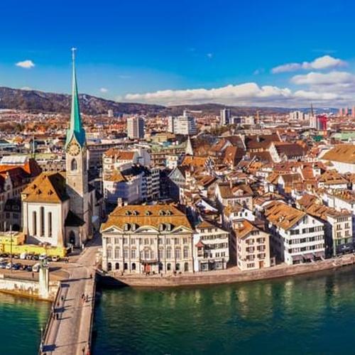 Visit Curych, Switzerland - Bucket List Ideas