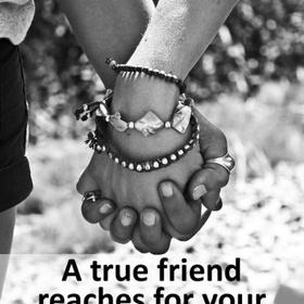 Find a true friend - Bucket List Ideas
