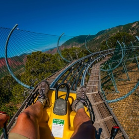 Take a ride on the Alpine coaster in Colorado - Bucket List Ideas