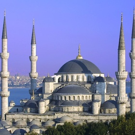 Visit The Blue Mosque In Istanbul - Bucket List Ideas