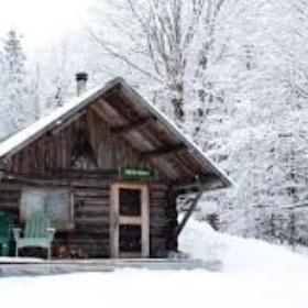 Stay in a cabin in the mountains - Bucket List Ideas