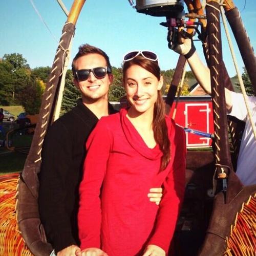 Ride a Hot Air Balloon - Bucket List Ideas