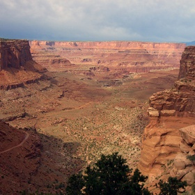 Drive on White Rim Road, Canyonlands National Park, Utah - Bucket List Ideas