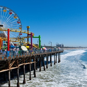 California Vacation: go to Disneyland and see the Ocean - Bucket List Ideas