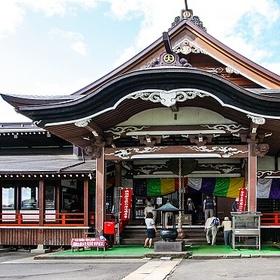 Dainichibo-temple in Japan - monch mummie - Bucket List Ideas