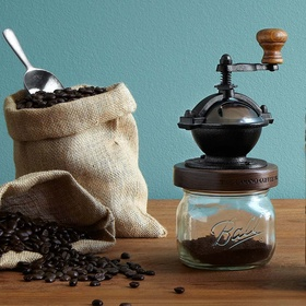Grind coffee - Bucket List Ideas