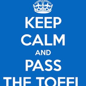 Taking the TOEFL - Bucket List Ideas
