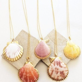 Make a shell necklace - Bucket List Ideas