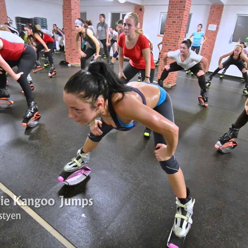 Try Kangoo Boots or Take Kangoo Jump Lessons - Bucket List Ideas
