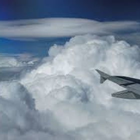 See the clouds from above - Bucket List Ideas