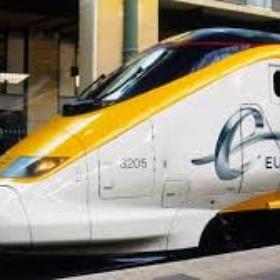 Take the Eurostar to Paris - Bucket List Ideas